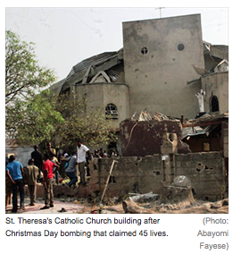 Church Bombing