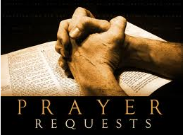 Prayer Update