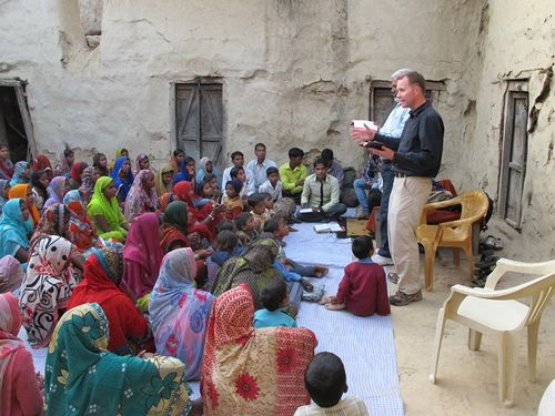 JP_Teaching in India