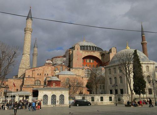 Hagia Sophia - web
