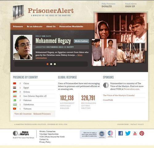PA Web site