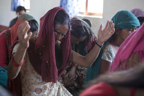 Nepal_Pray