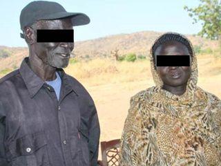 Sudanese Pastor