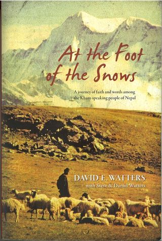 At Foot of Snows-Cover
