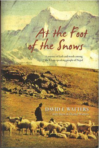 At Foot of Snows-Cover